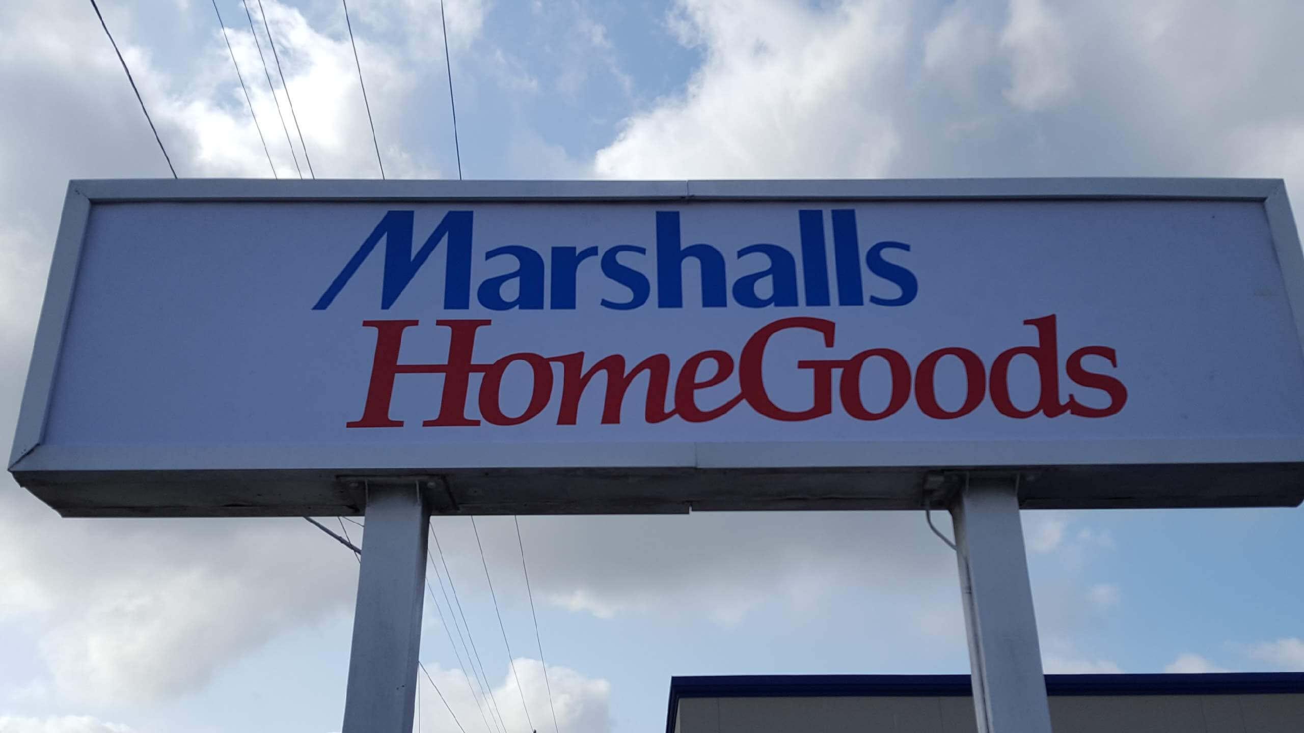 Marshalls HomeGoods