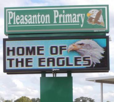 Pleasanton School
