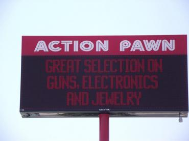 Action Pawn
