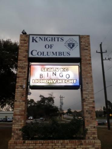Knights of Columbus - Sealy, Texas