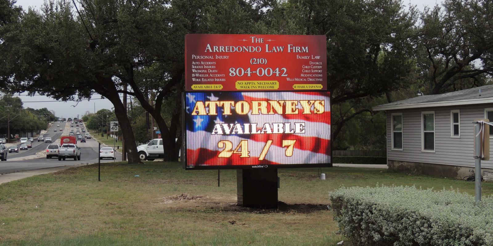 Arredondo Law Firm - San Antonio, Texas