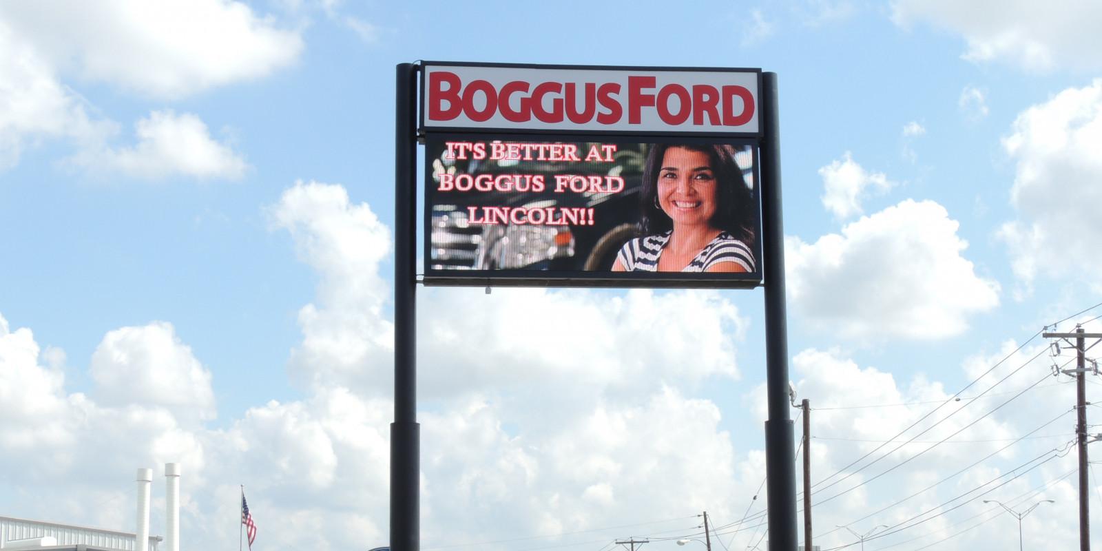 Boggus Ford - McAllen, Texas