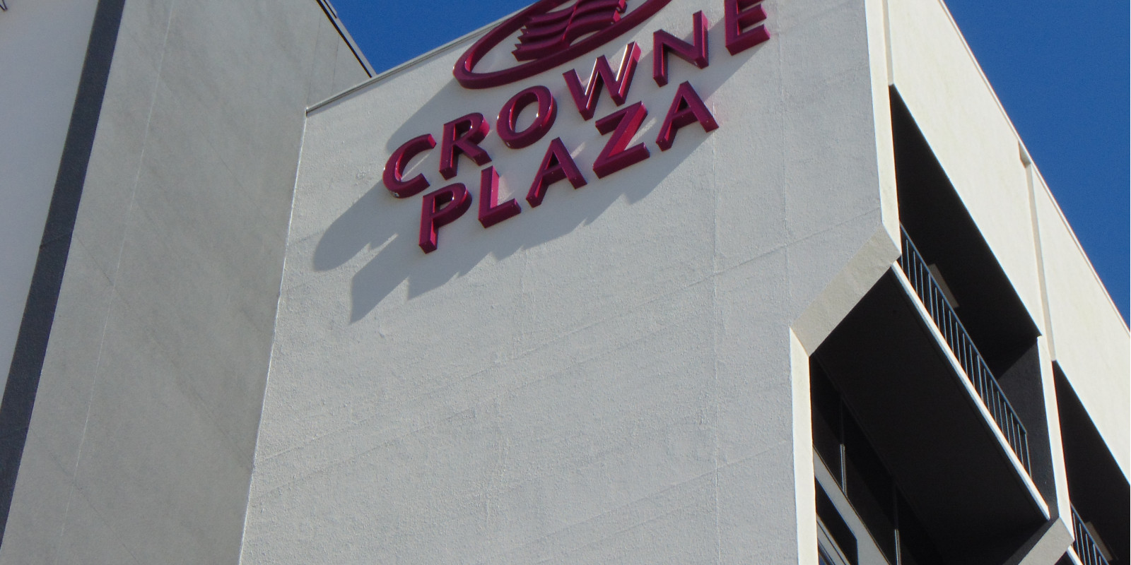 Crowne Plaza Completion Photos
