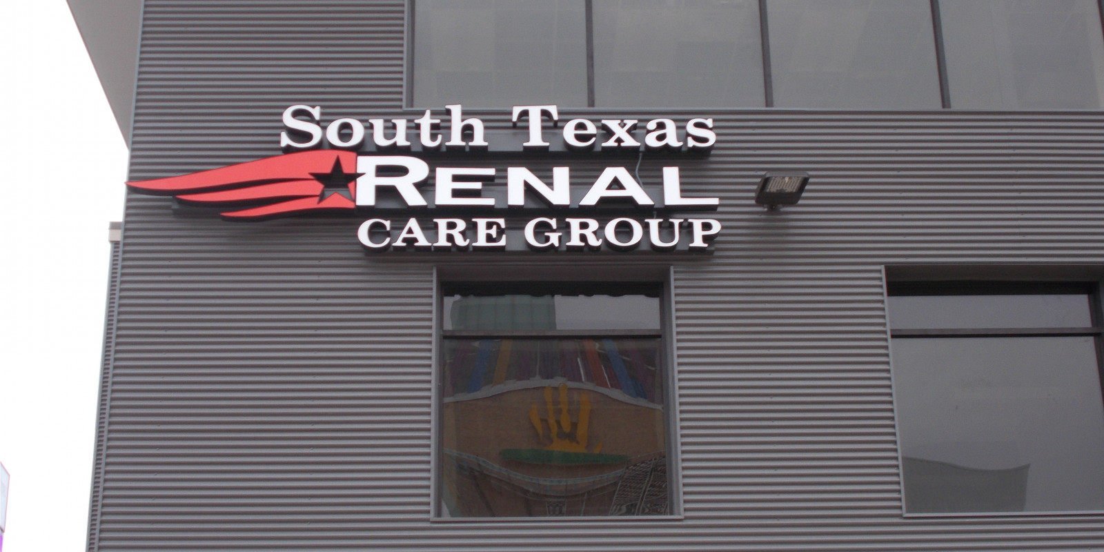 South Texas Renal Care Channel Letters